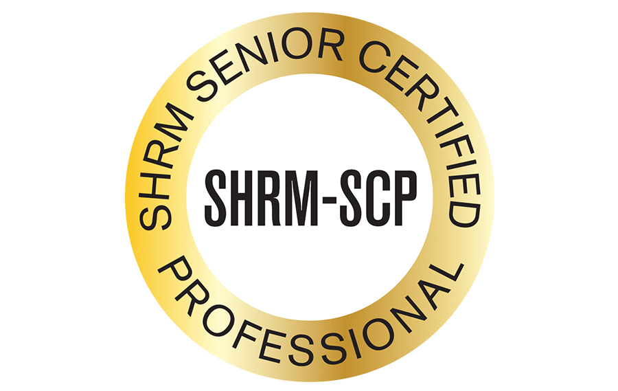 Image: SHRM Senior Certified Professional
