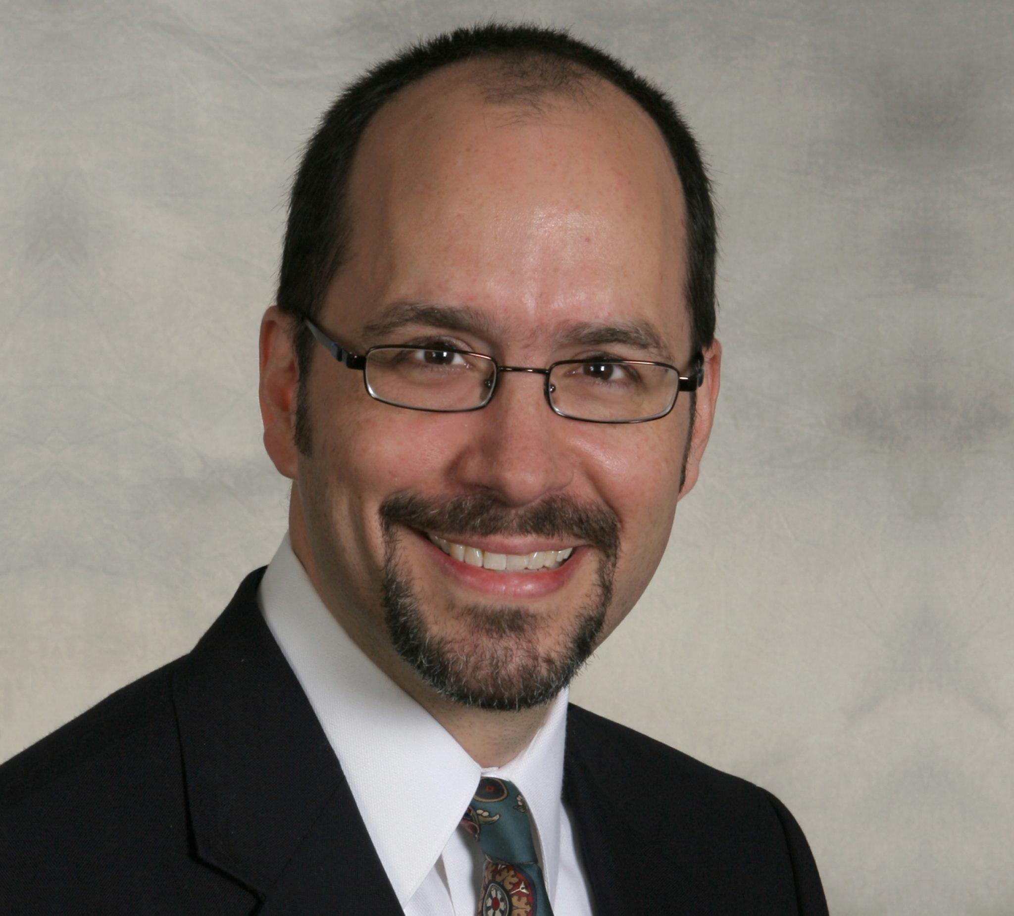 Doug Rabuzzi Headshot