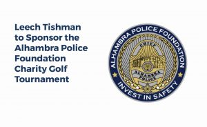 Alhambra Police Foundation Charity Golf Tournament